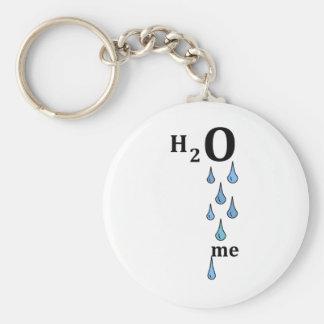 Porte-clés H2O je