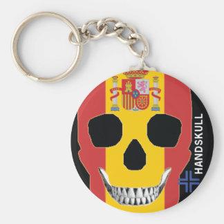 Porte-clés HANDSKULL Espagne - porte - clé