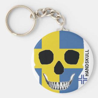Porte-clés HANDSKULL Suède - porte - clé