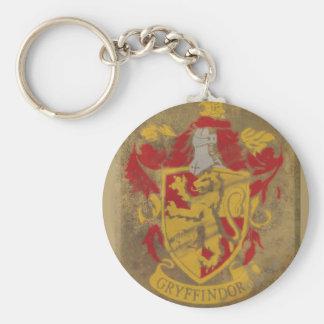 Porte-clés Harry Potter   Gryffindor - rétro crête de Chambre