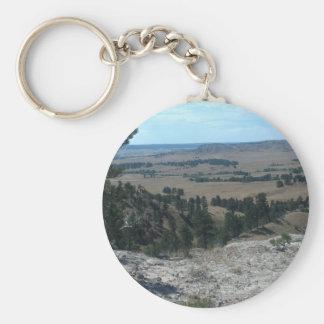 Porte-clés Hautes collines de désert