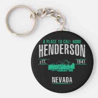 Porte-clés Henderson