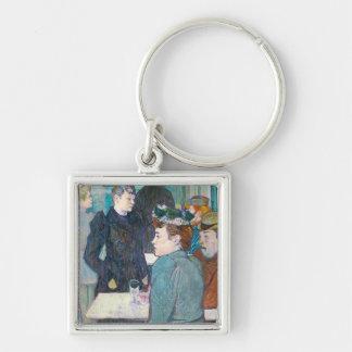 Porte-clés Henri De Toulouse-Lautrec | Moulin de la Galette