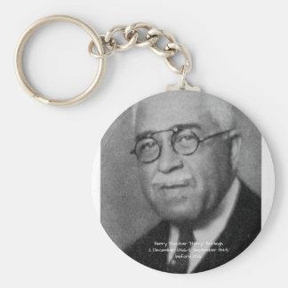 """Porte-clés Henry Thacker """"Harry"""" Burleigh"""