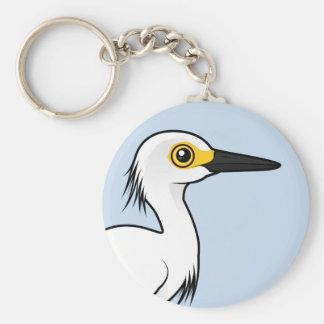 Porte-clés Héron de Birdorable Milou