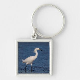 Porte-clés Héron de Milou sur la plage du nord