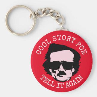 Porte-clés Histoire fraîche Poe