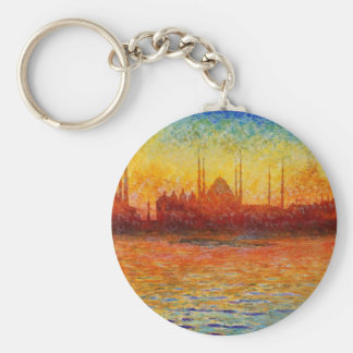 Porte-clés Horizon 3 d'Istanbul