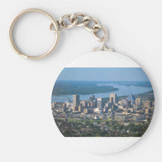 Porte-clés Horizon de Memphis Tennsesse
