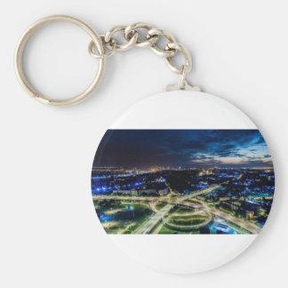Porte-clés Horizon de nuit de Riga