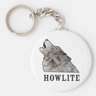 Porte-clés howlite.ai