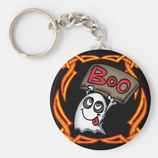 Porte-clés Huez le porte - clé de fantôme