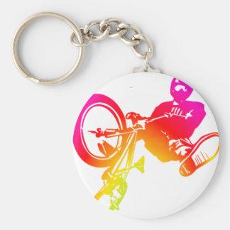 Porte-clés I Love BMX