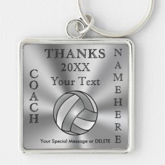 Porte-clés Idées de cadeau d'entraîneur de volleyball