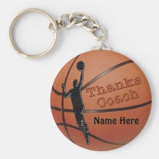 Porte-clés Idées personnalisées de cadeau pour l'entraîneur