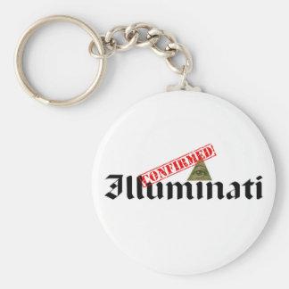 Porte-clés Illuminati a confirmé