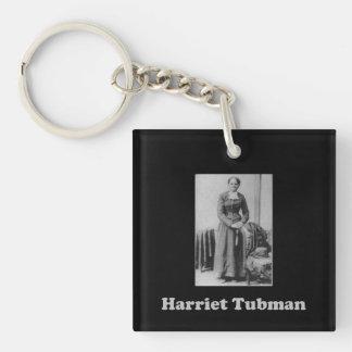 Porte-clés Image noire et blanche de Harriet Tubman