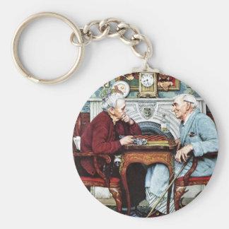 Porte-clés Imbécile d'avril, 1943