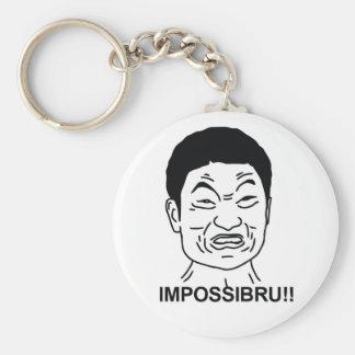 Porte-clés Impossibru