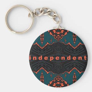 Porte-clés Indépendant et fier !