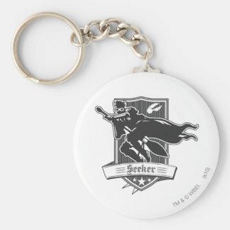 Porte-clés Insigne de chercheur de Harry Potter  