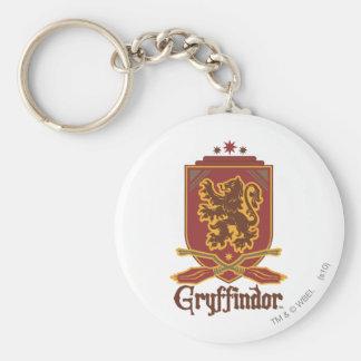 Porte-clés Insigne de Harry Potter   Gryffindor QUIDDITCH™