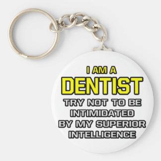 Porte-clés Intelligence supérieure de dentiste…