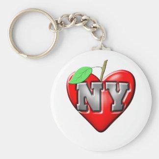Porte-clés J'aime NY
