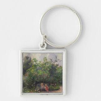Porte-clés Jardin de Camille Pissarro   à l'ermitage