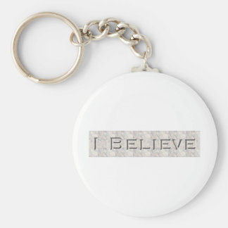 Porte-clés je crois