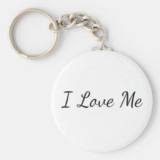 Porte-clés Je m'aime porte - clé