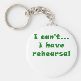 Porte-clés Je me biseaute ai la répétition