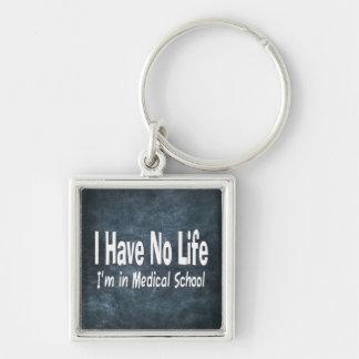 Porte-clés Je n'ai aucune vie Im à la Faculté de Médecine