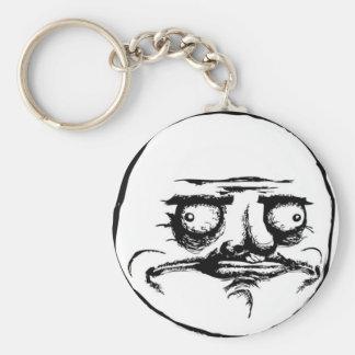 Porte-clés JE porte - clé de GUSTA-meme
