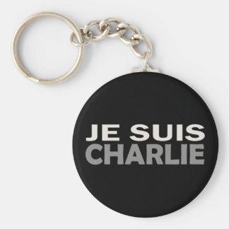 Porte-clés Je Suis Charlie