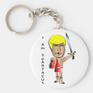 Porte-clés Je suis Spartacus
