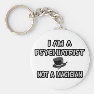Porte-clés Je suis un psychiatre… pas un magicien