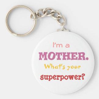 Porte-clés Je suis une mère. Quelle est la votre