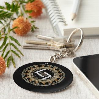 Porte-clés ☼ JERA - Rune de ☼ de temps