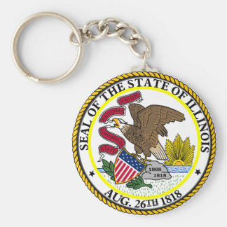 Porte-clés Joint de l'Illinois