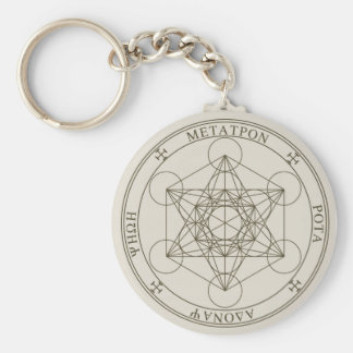 Porte-clés Joint de porte - clé de Metatron