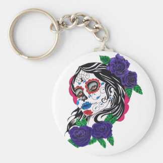 Porte-clés jour de la fille morte