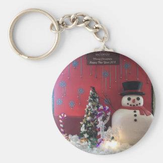 Porte-clés Joyeux Noël