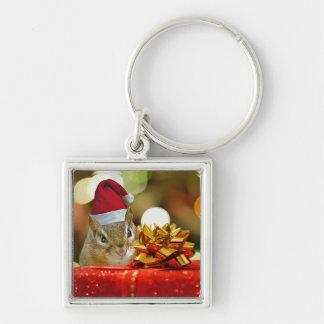 Porte-clés Joyeux Noël de tamia mignonne