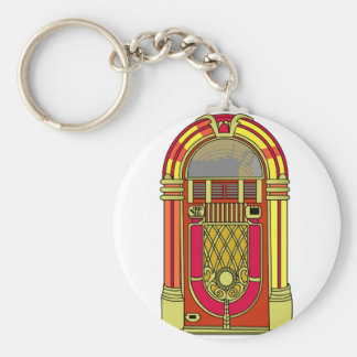 Porte-clés Juke-box