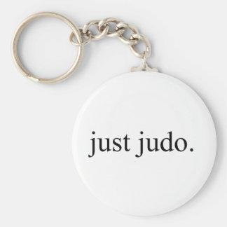 Porte-clés Juste judo