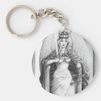 Porte-clés Justice