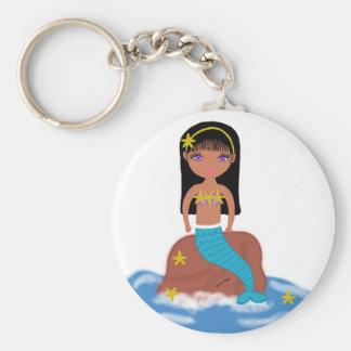 Porte-clés Kamaria le porte - clé de sirène