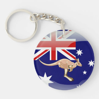 Porte-clés Kangourou australien