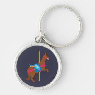 Porte-clés Kangourou d'animal de carrousel